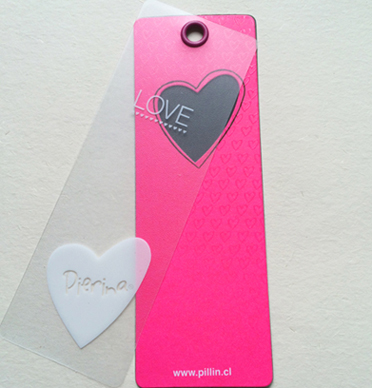 Custom Printed Clothing Hang Tag