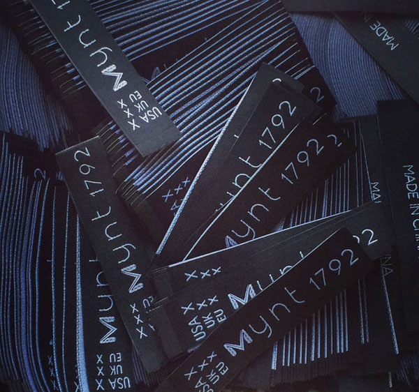 Clothing Labels Supplier