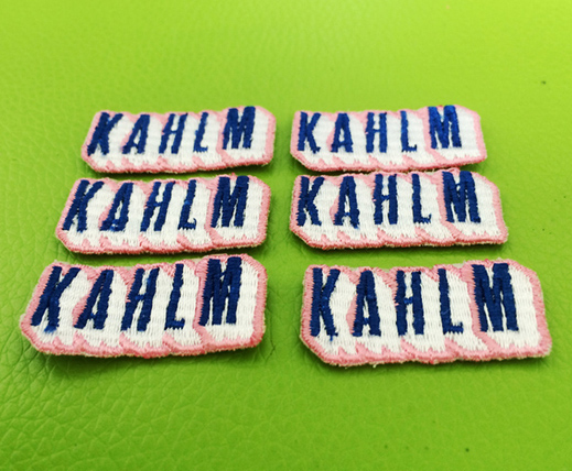 Custom Embroidery Patches China Factory
