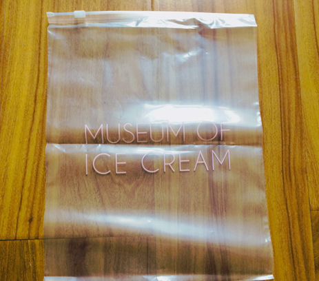 Custom Poly Zip Lock Bag China